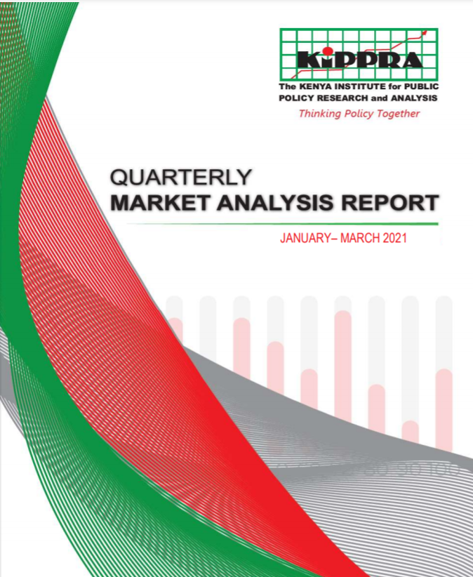market analysis report-january march 2021