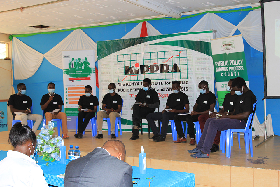 A Panel Discussion on Big 4 Agenda by Kisii University Students_JPG (1)
