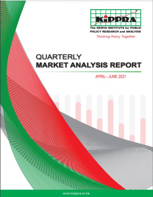 MARKET ANALYSIS REPORT APRIL-JUNE 2021