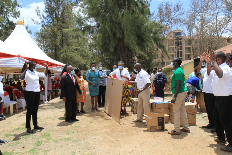A Day with Machakos School for the Deaf Fraternity