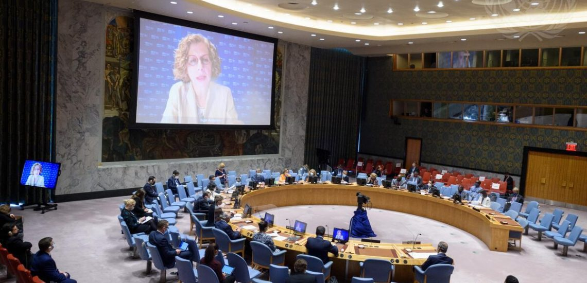 Photo Courtesy of UN
